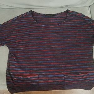 The Limited Dolman sleeve perfect fall top large
